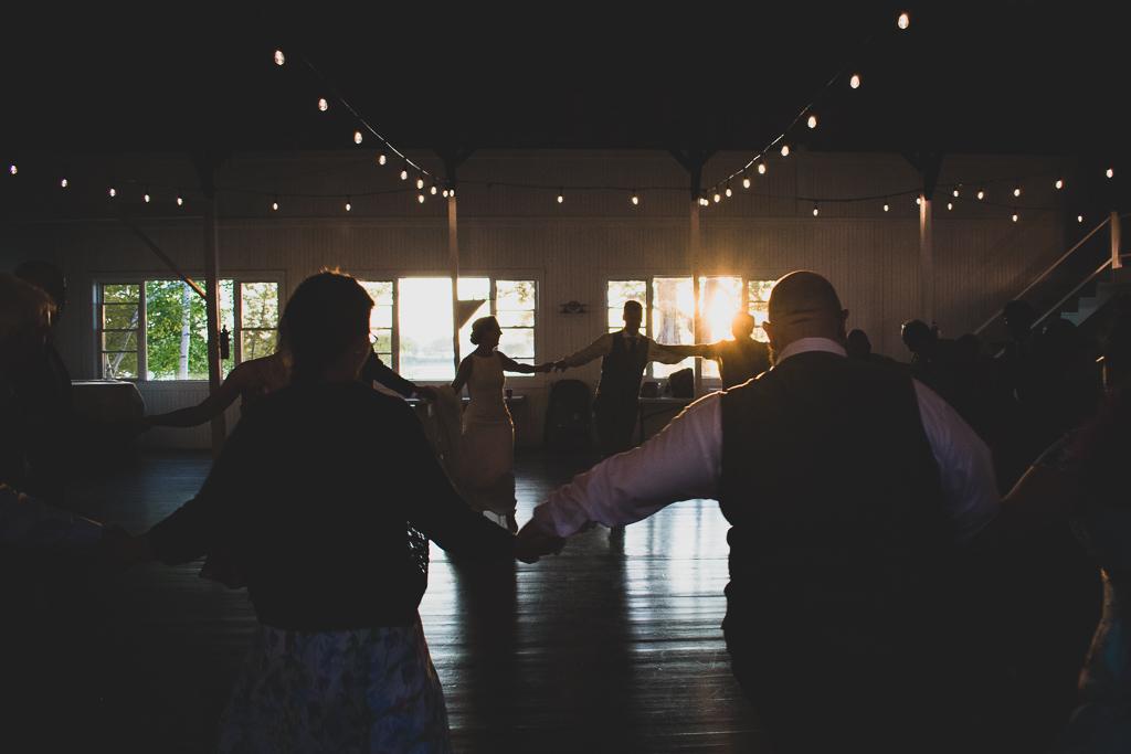 A Greek dance was learned