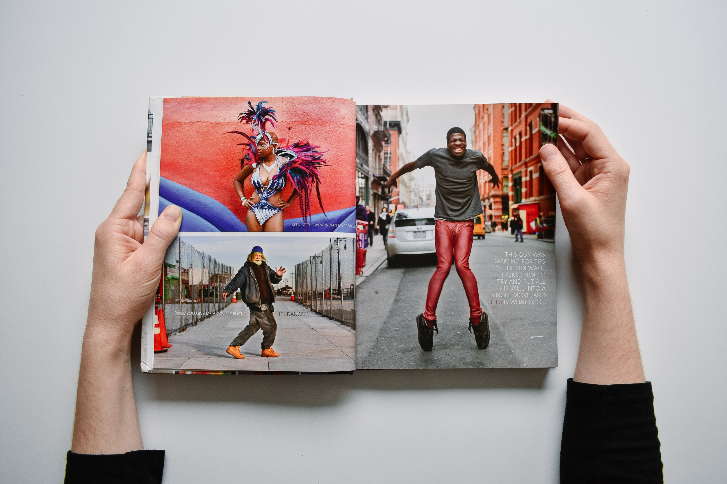 Humans of New York - This photoblog that started in the streets of New York City in 2010 has grown into a worldwide cultural phenomenon. Brandon Stanton has shared stories that bring humanity and empathy to every corner of the world, spurring over $12M in charitable giving.
