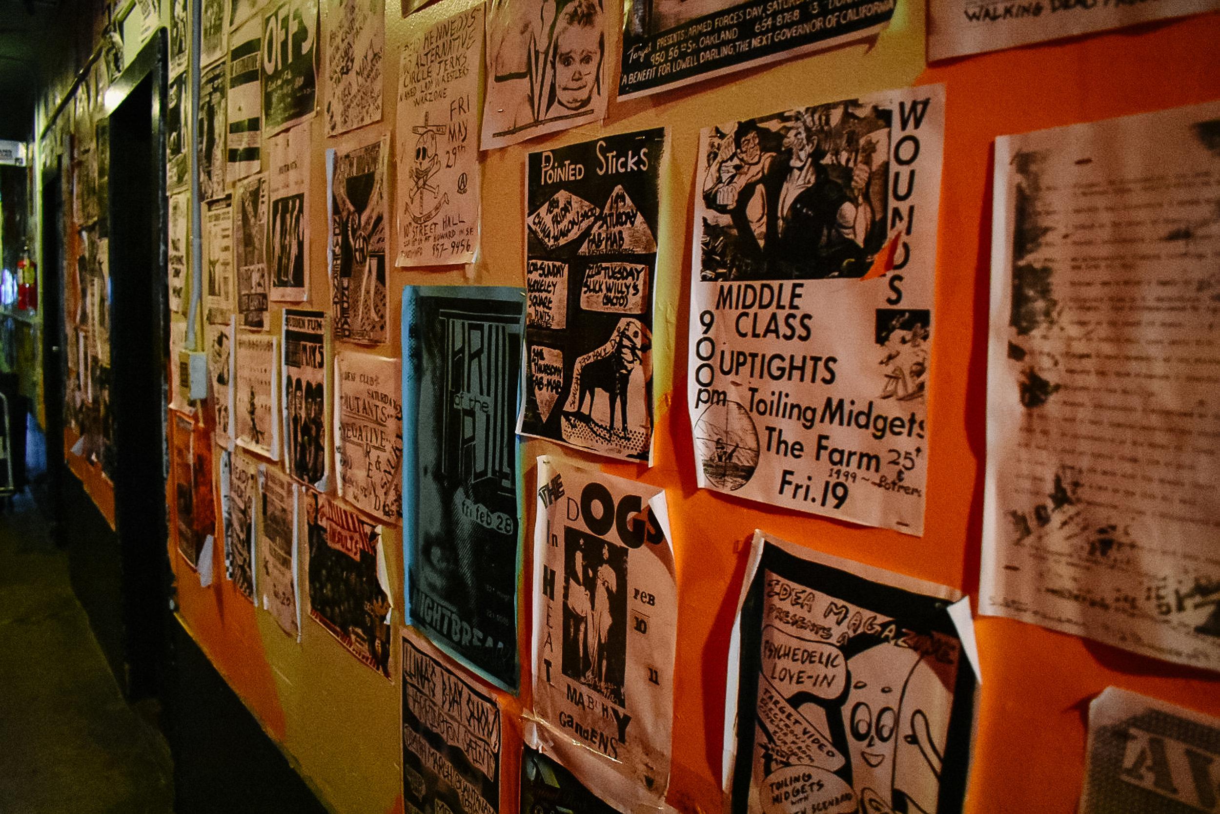 Lennon Rehearsal Studios in San Francisco