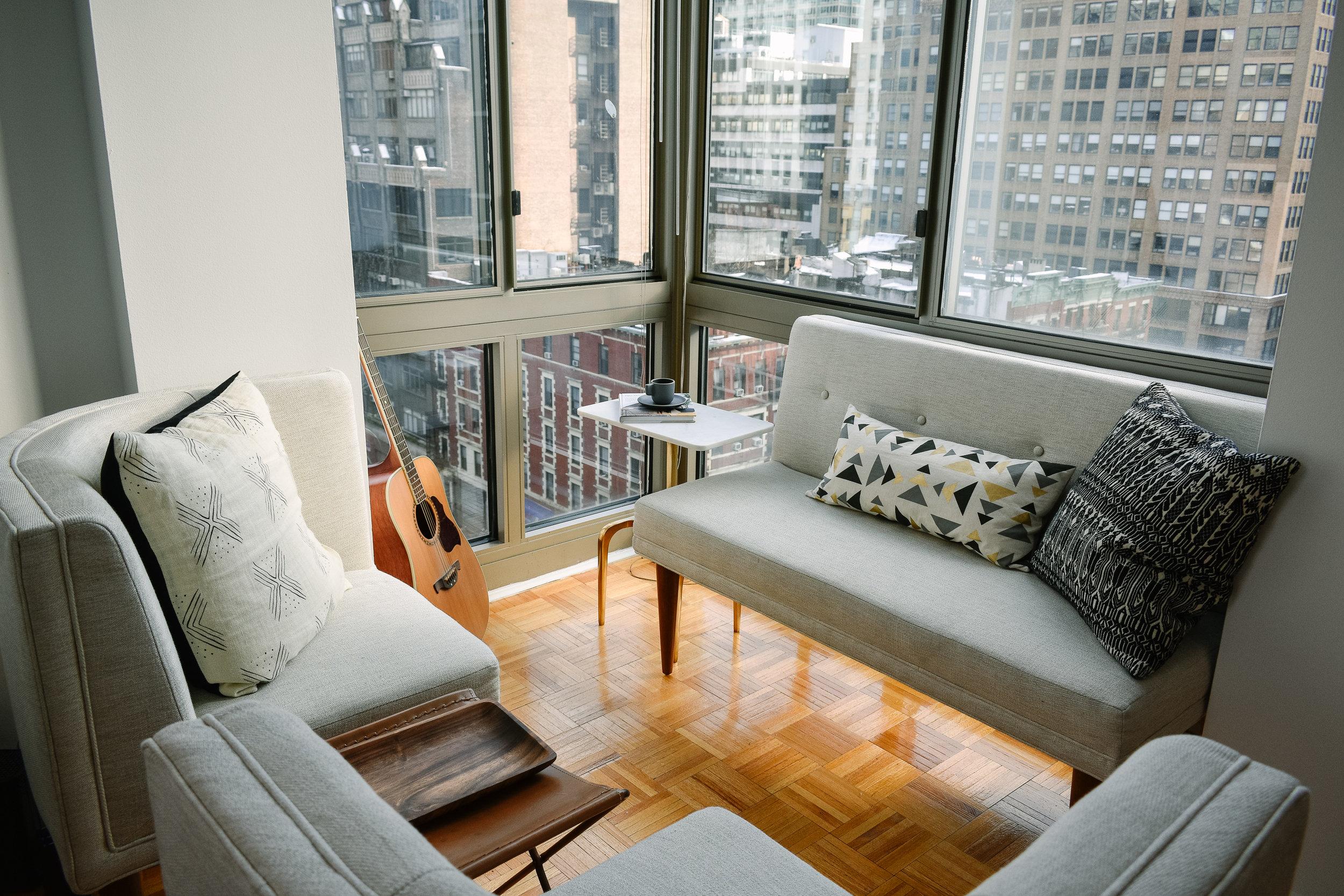 versatile modular custom couch