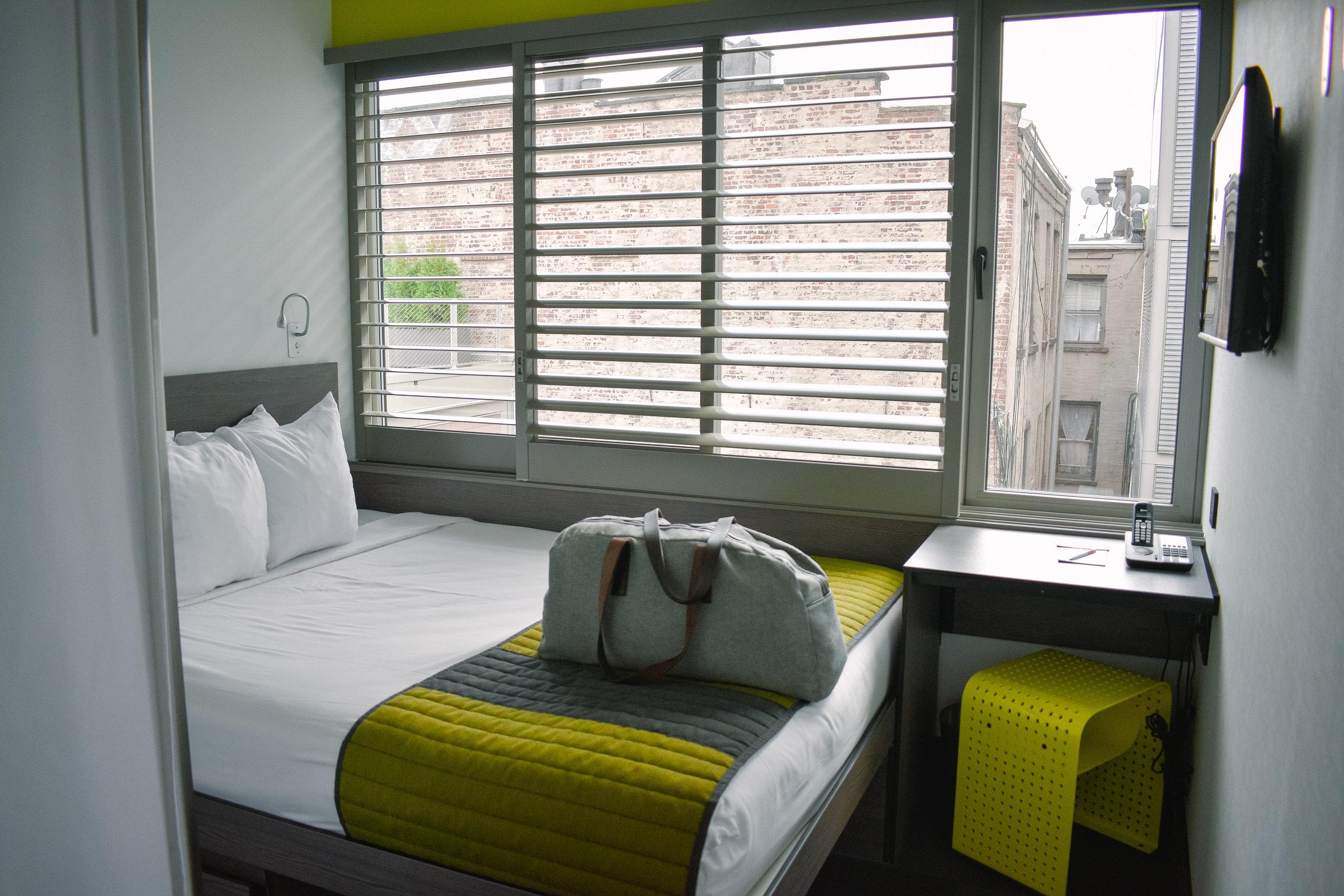 The POD Hotel in Brooklyn, NY