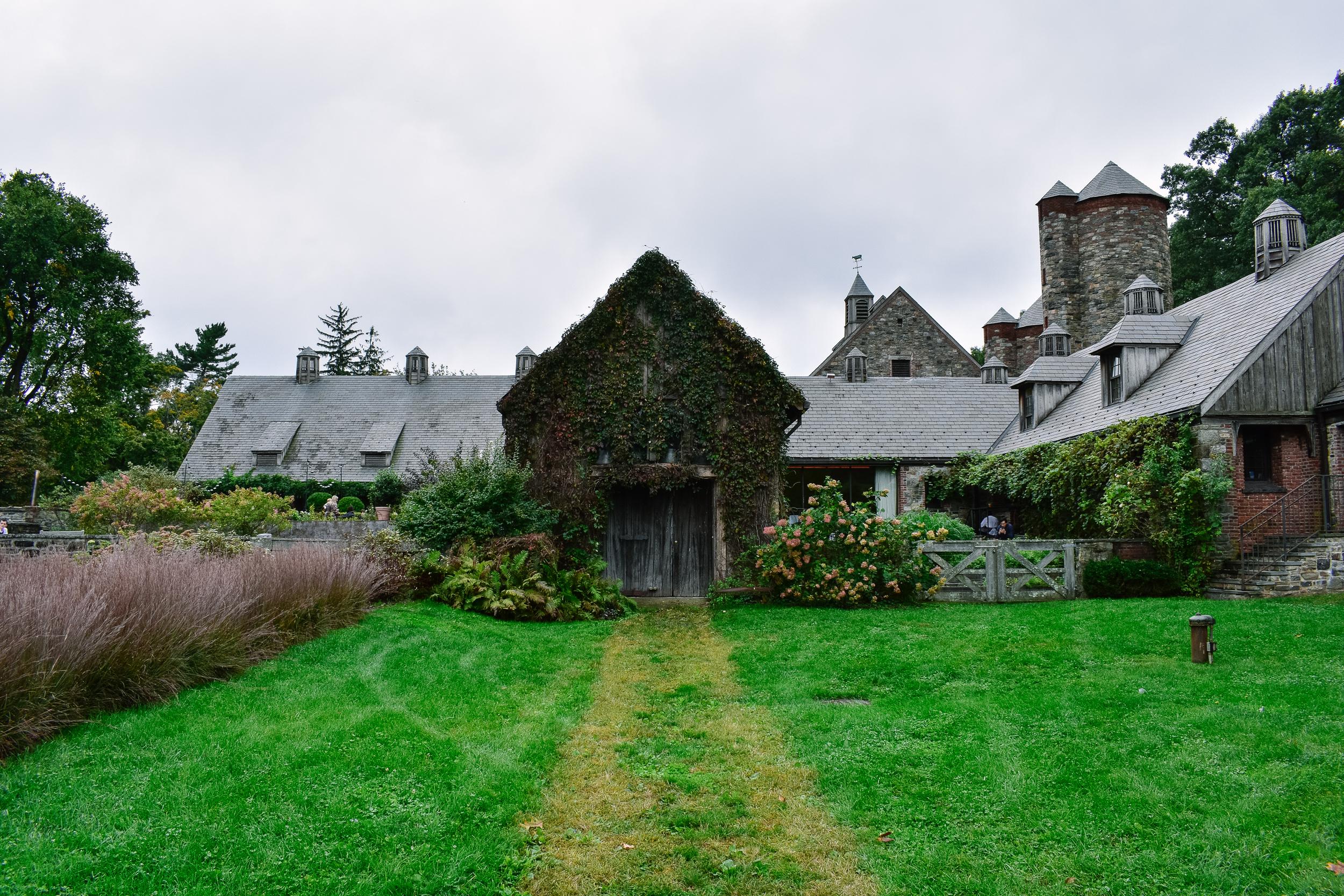 Stone Barns, a four-season farm just north of New York City