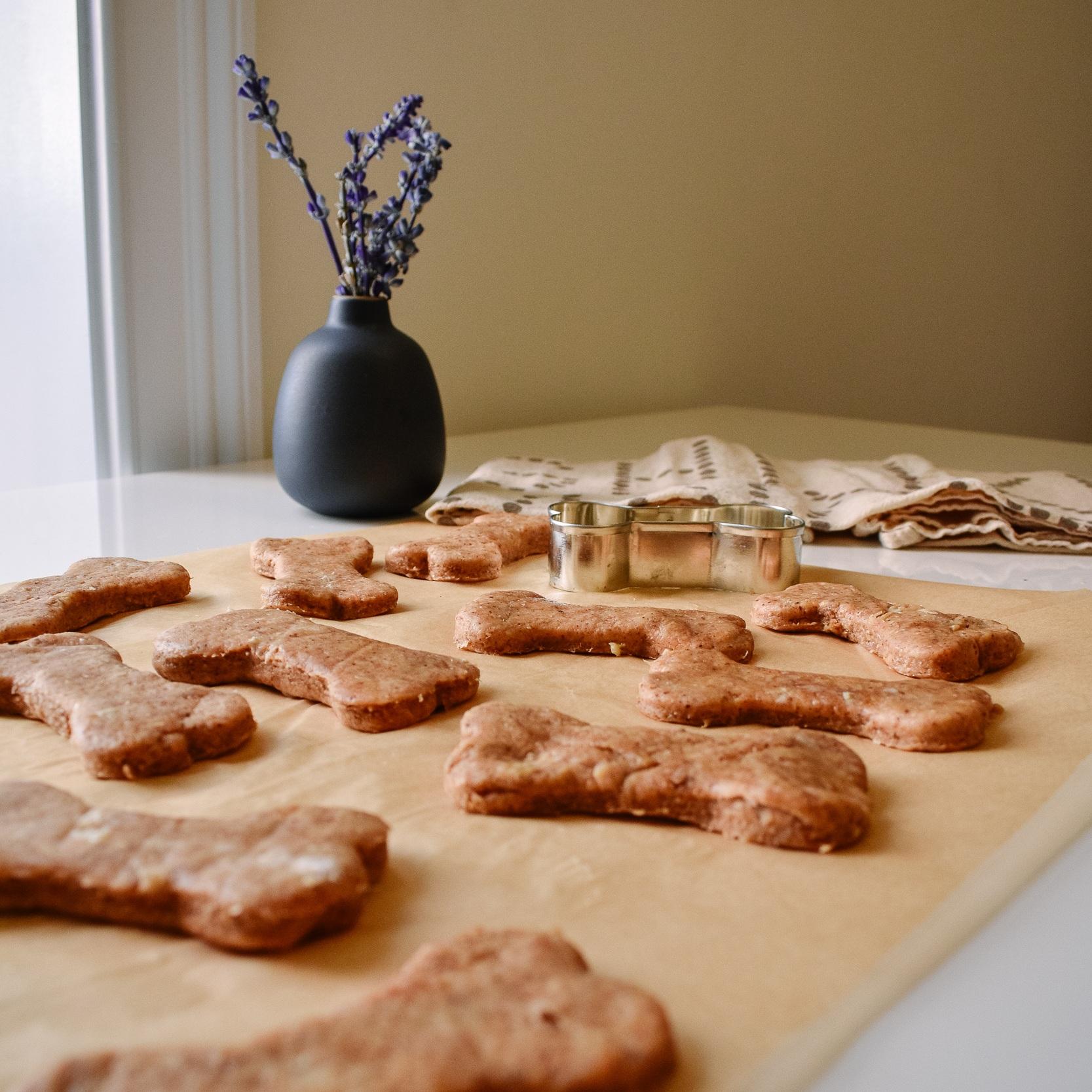 Organic+homemade+peanut+butter+dog+treats