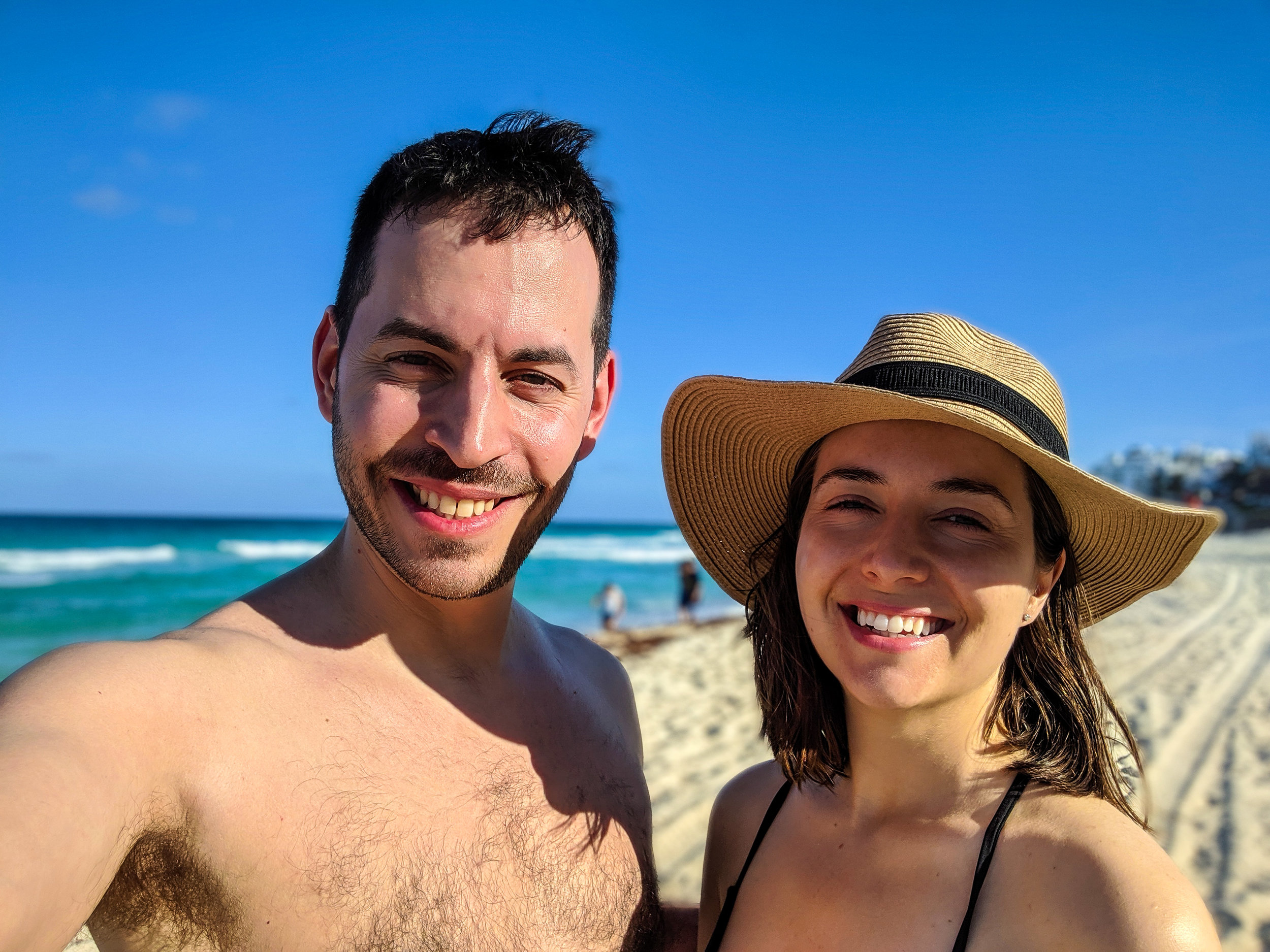 What I packed - traveling light in Tulum Mexico