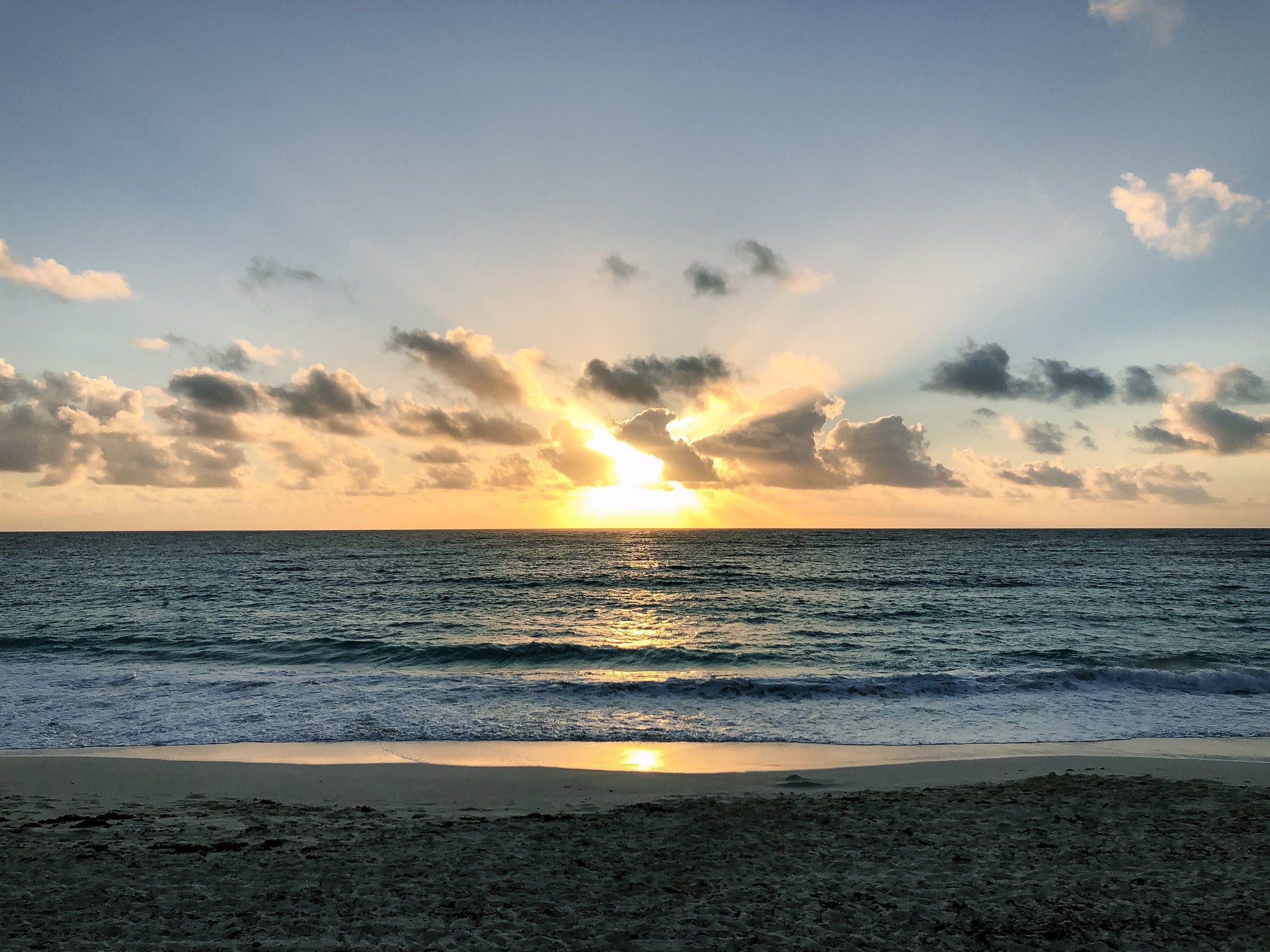Sunrise in Tulum, Mexico.jpg