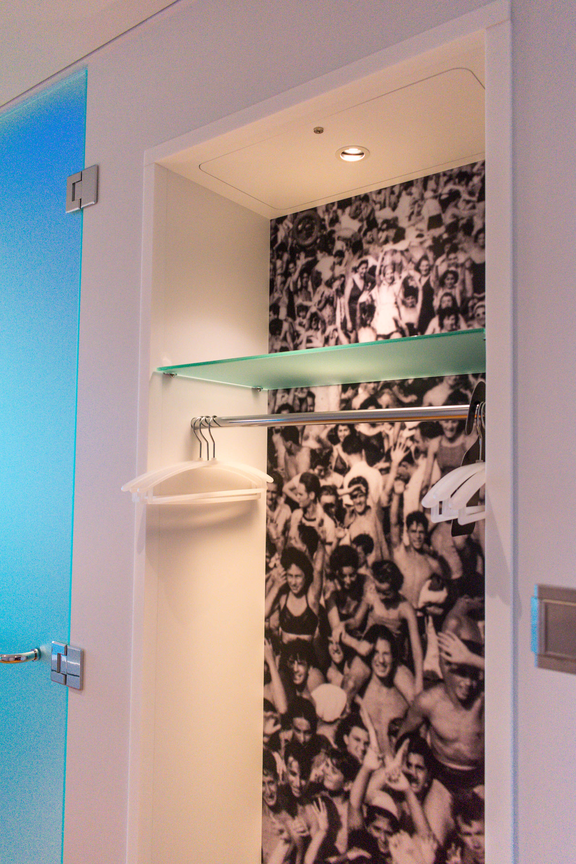 Affordable Luxury At The Citizenm In Boston Small Space