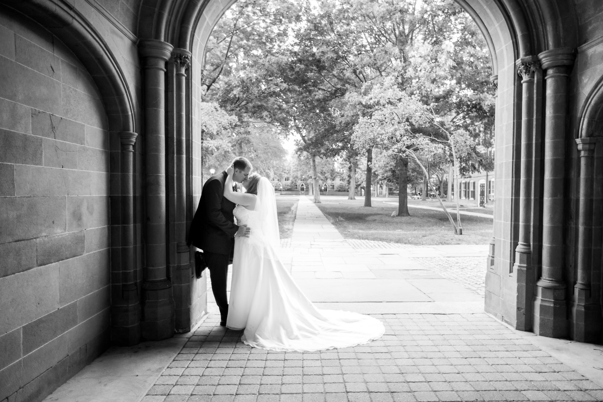 Ashley + Ryan | Cherish the Dress | Shaina Lee Photography | Connecticut + Destination Wedding Photographer | Connecticut Wedding | CT Wedding at Yale University | New Haven, CT Wedding