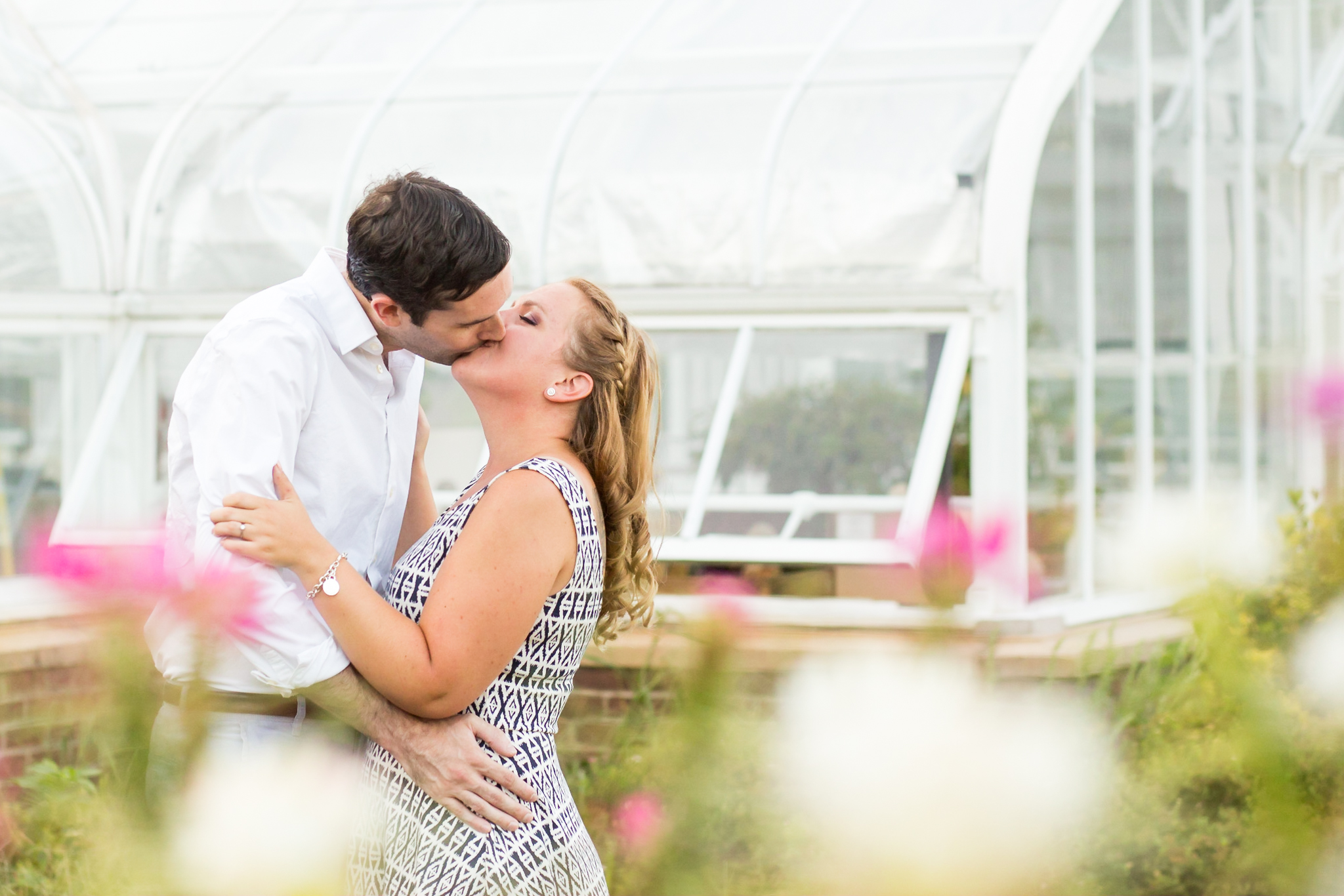 West Hartford, CT Engagement Session at Elizabeth Park | Shaina Lee Photography | CT NYC + Destination Wedding + Engagement Photographer