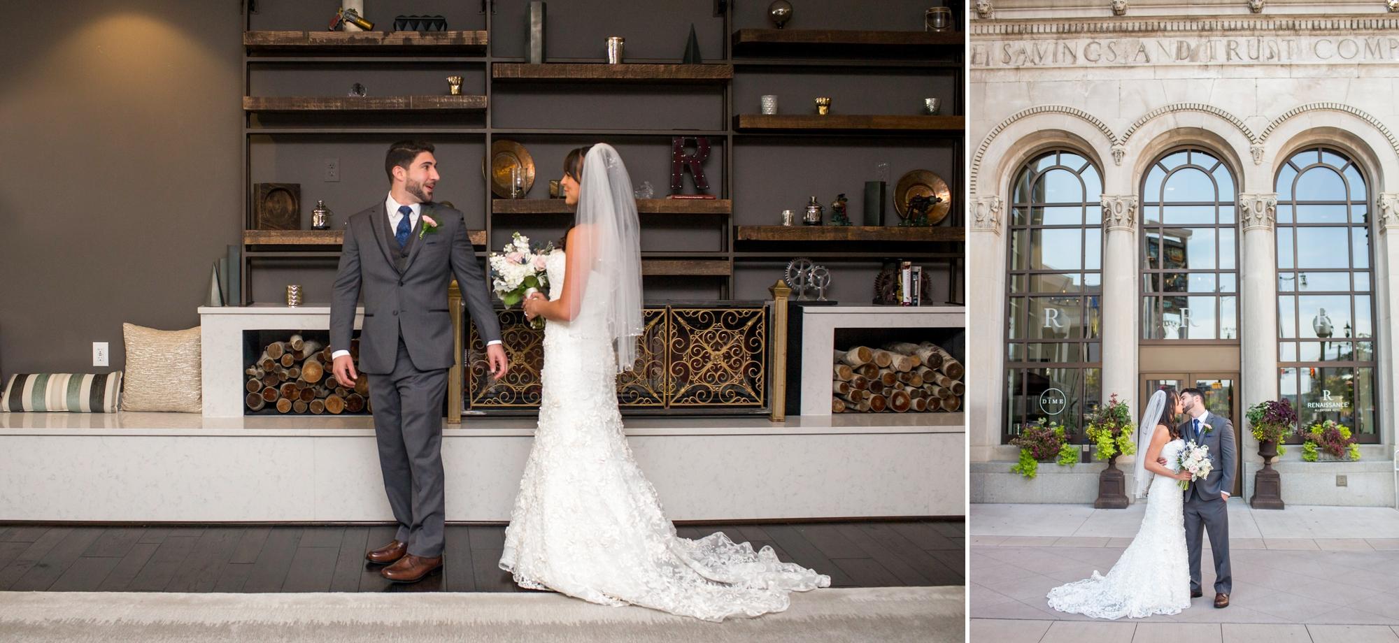 Best of 2016 | Allentown, PA Wedding at Renaissance Allentown Hotel | CT, NYC, New England + Destination Luxury Wedding + Engagement Photographer | Shaina Lee Photography