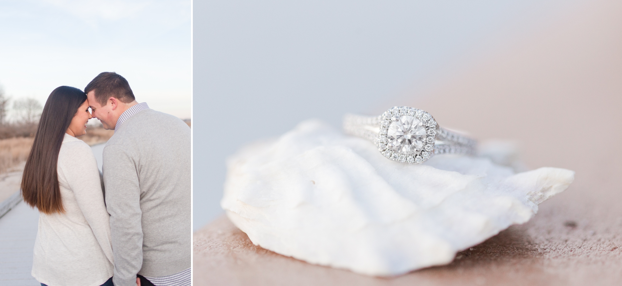 Best of 2016 | Milford, CT Engagement Session at Walnut Beach | CT, NYC, New England + Destination Luxury Wedding + Engagement Photographer | Shaina Lee Photography