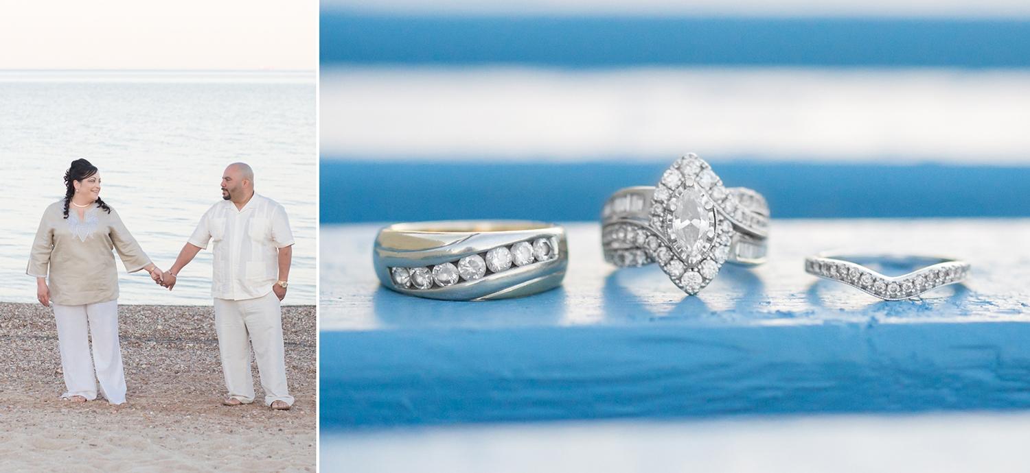 Best of 2016 | Milford, CT Anniversary Session at Woodmont Beach | CT, NYC, New England + Destination Luxury Wedding + Engagement Photographer | Shaina Lee Photography