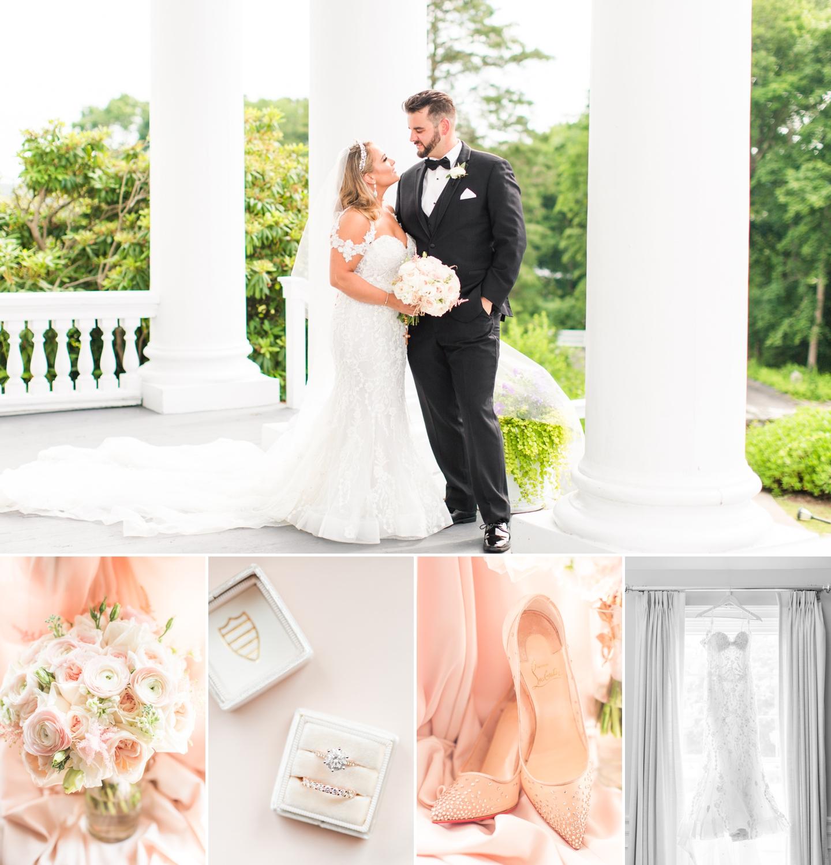 Haley Mansion Wedding In Mystic Ct Rachel Andrew Connecticut New York Wedding Engagement Anniversary Photographer Shaina Lee Photography
