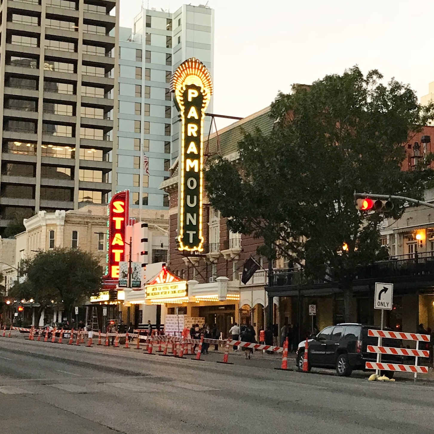 The Paramount Theater at The Austin Film Festival