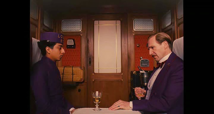 8. The Grand Budapest Hotel - Cinematography by Robert YeomanWes Anderson in one word is COMPOSITION. Told in mostly 4:3 aspect ratio, which is essentially like a film being told on a Mamiya.