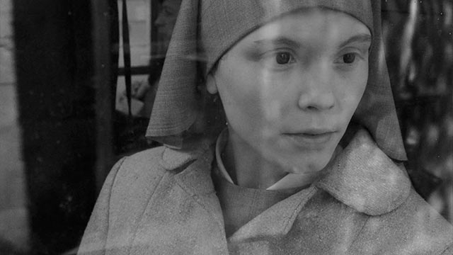 10. Ida - Cinematography by Lukasz Zal and Ryszard LenczewskiOld wine, new bottle. A film that looks like it was made in 1970 is actually a 2016 film.