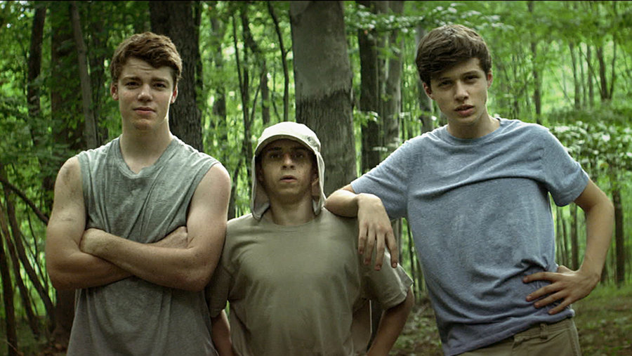 3. The Kings of Summer - Directed by Jordan Vogt-Roberts