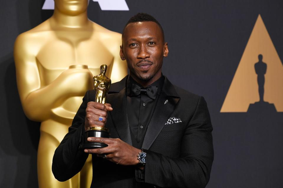 Mahershala Ali - The first Muslim, believe it or not, won an Oscar just last year for Moonlight.