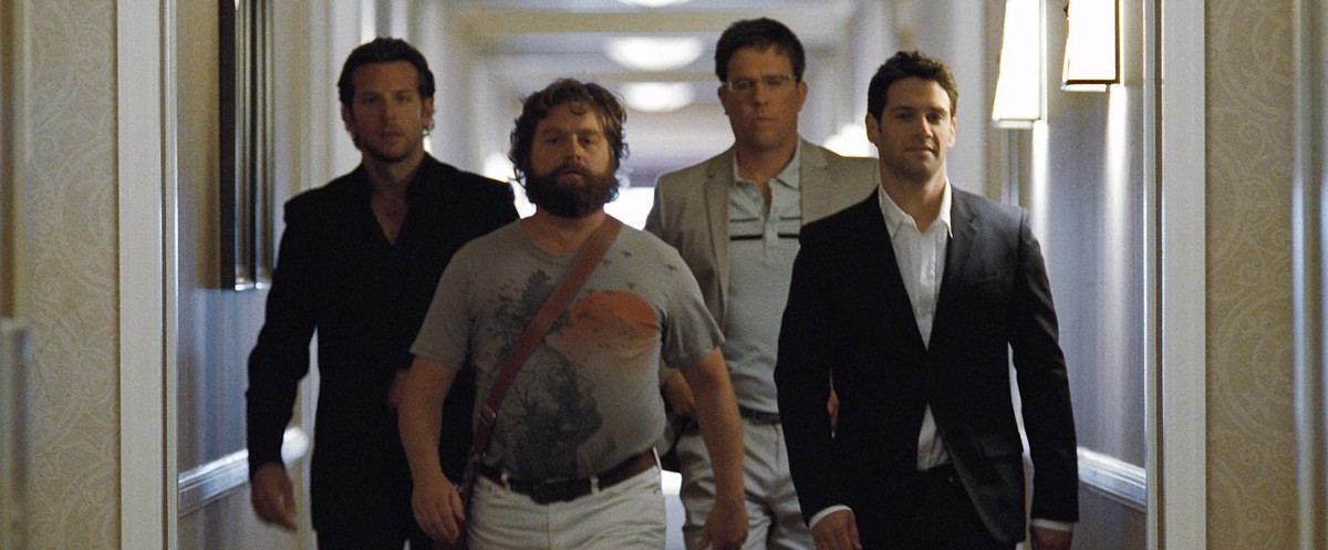 6. The Hangover - directed by Todd Phillips