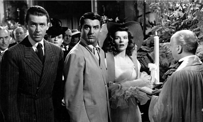 7. The Philadelphia Story - directed by George Cukor