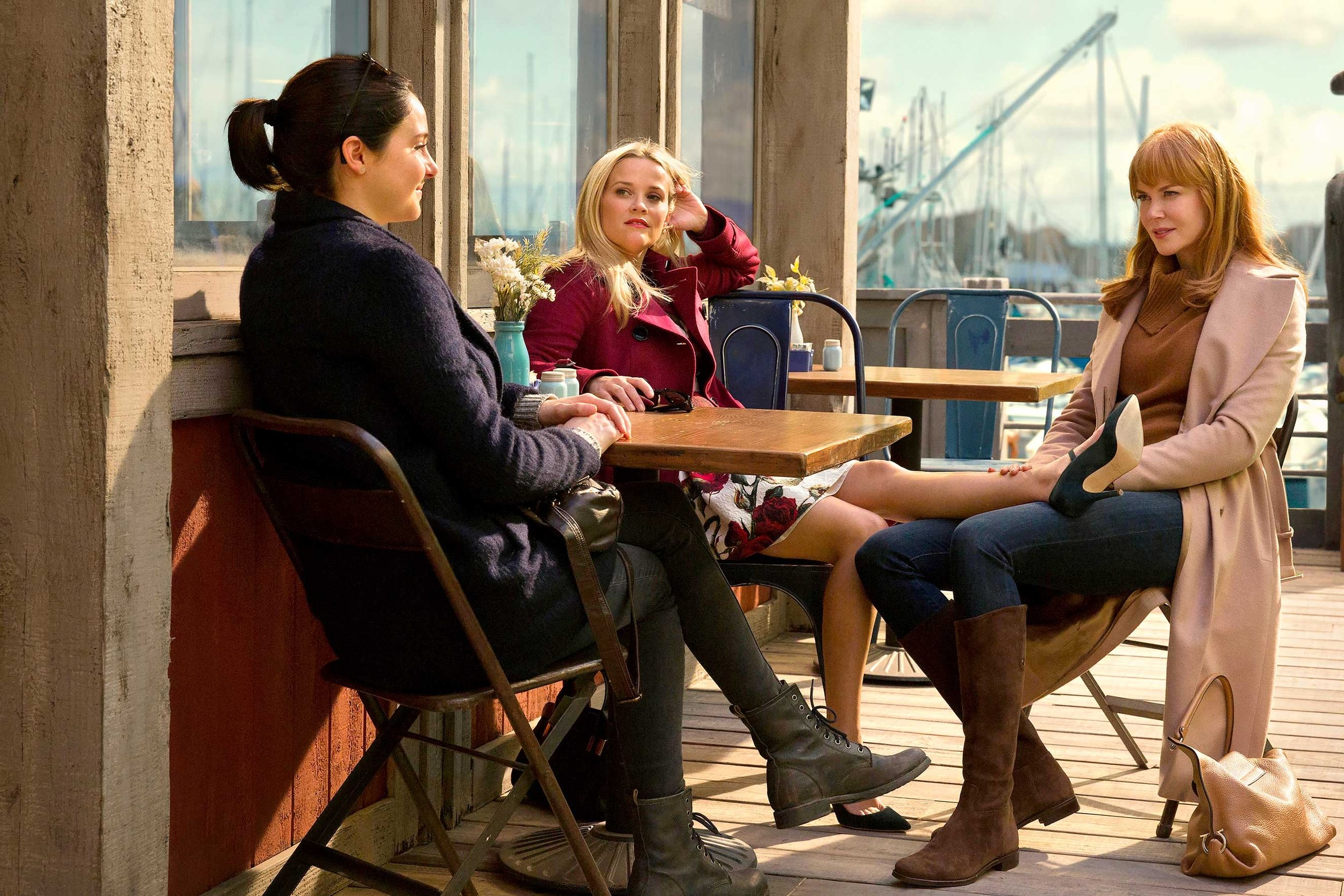 Big Little Lies: full of secrets, scandals and awards