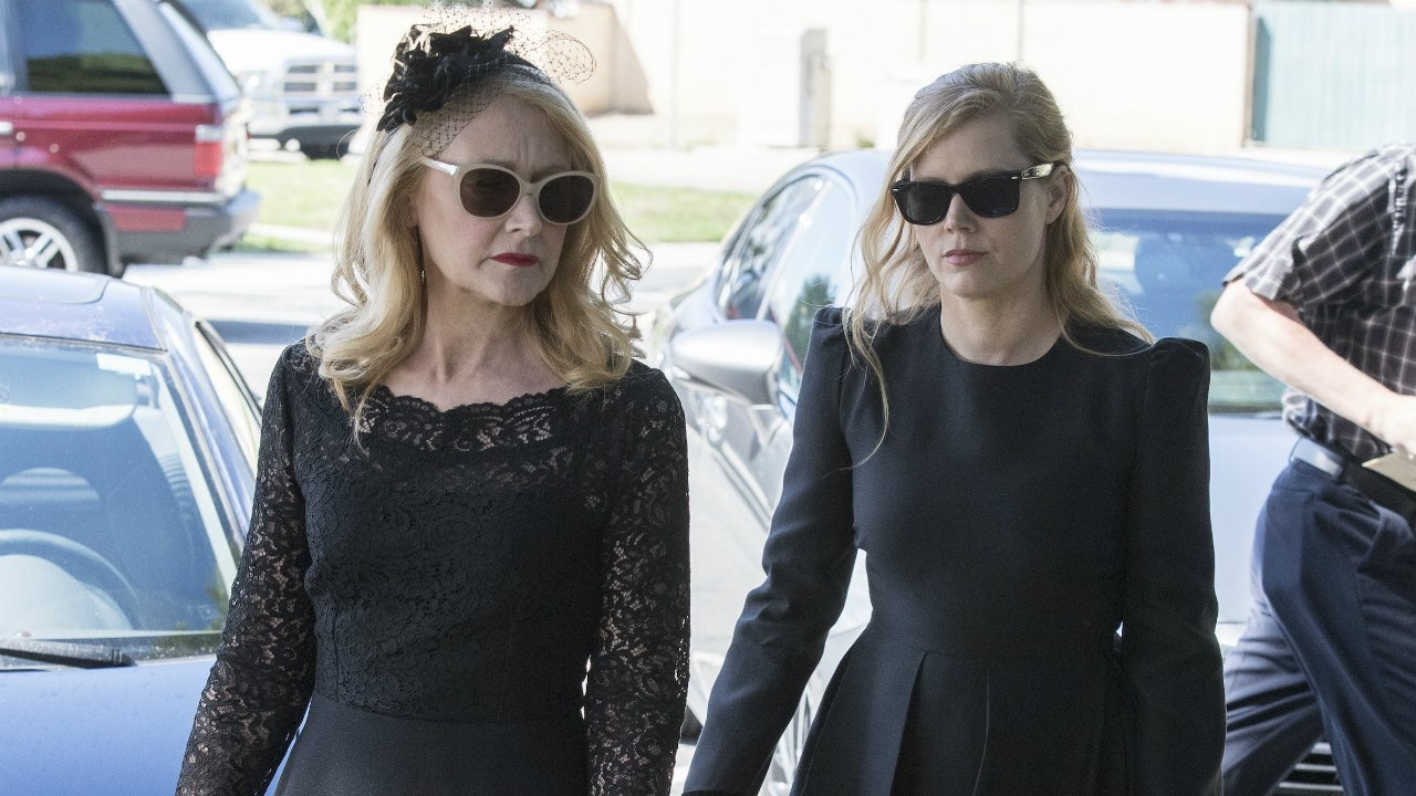 I would watch Patricia Clarkson & Amy Adams in anything, but getting to watch them together is an experience that will haunt me forever. In the best and worst ways possible.