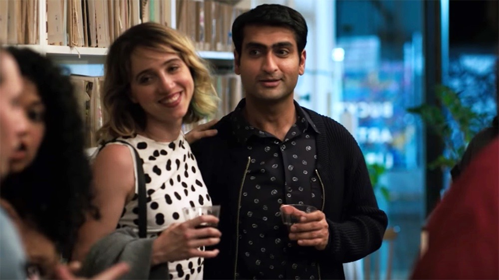 The Big Sick- Based on a true story and proof that good things DO happen to good people.