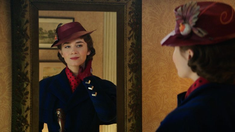 Emily Blunt is practically perfect in every way.
