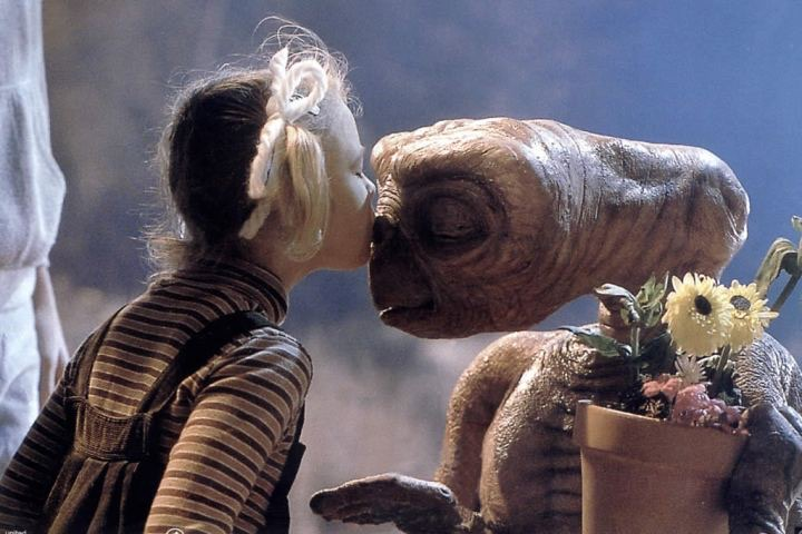 My first memory- E.T. the Extra-Terrestrial