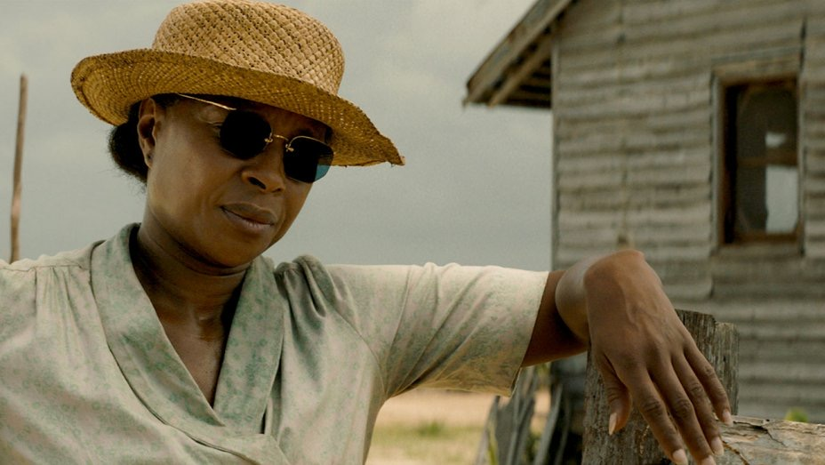 Mah gurl Mary J. Blige in her Academy Award nominated performance in Mudbound