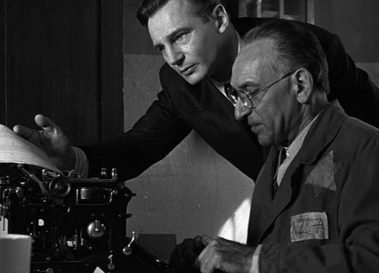 Schindler's List - Spielberg's passion project