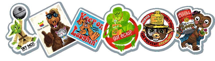 80s muppets Sticker Pack by Slaptastick.png