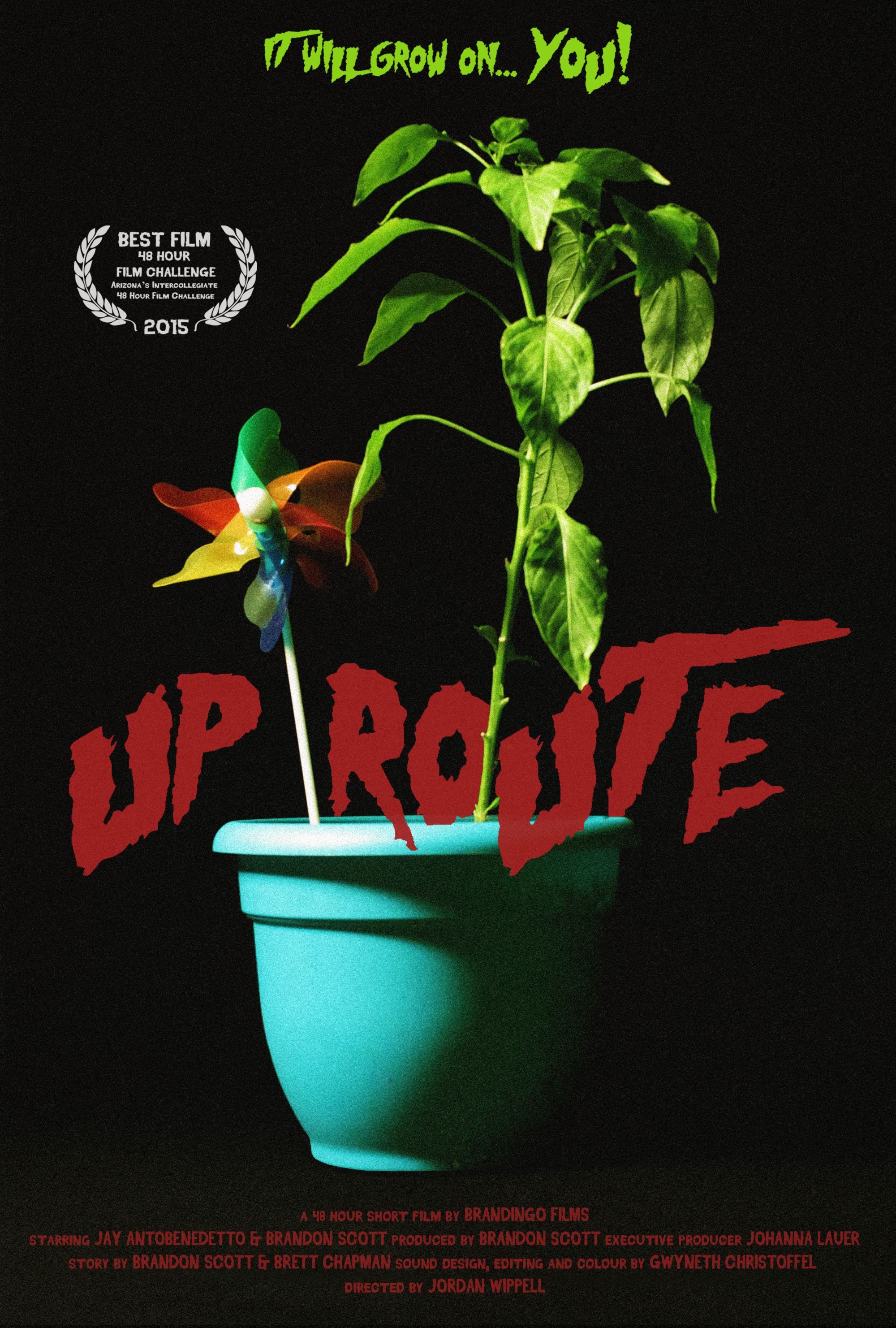 up route (2015)