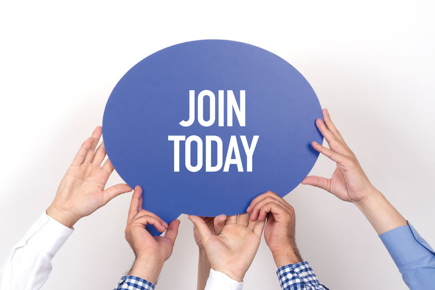 Click here to apply for membership!