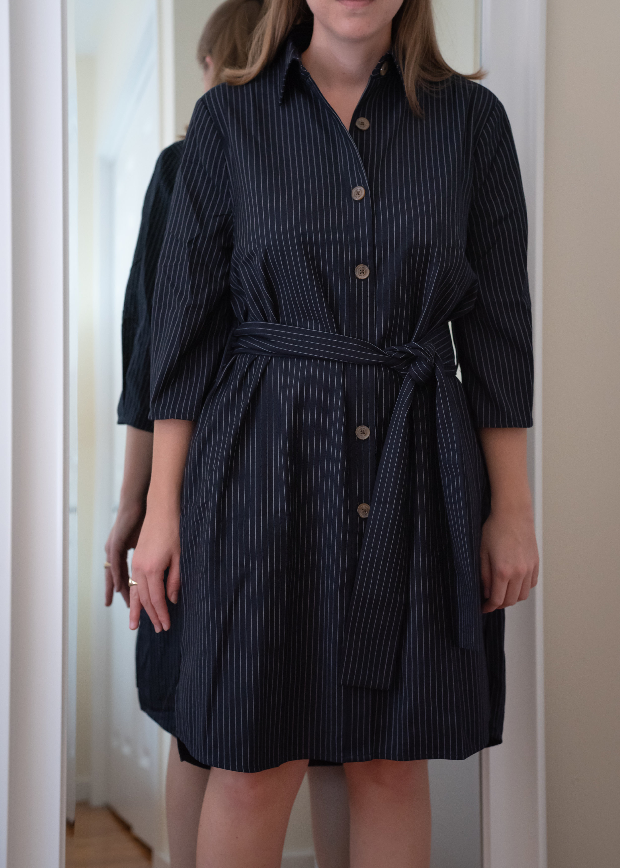 Petite Studio Rococo Dress - Size Petite M - FRONT