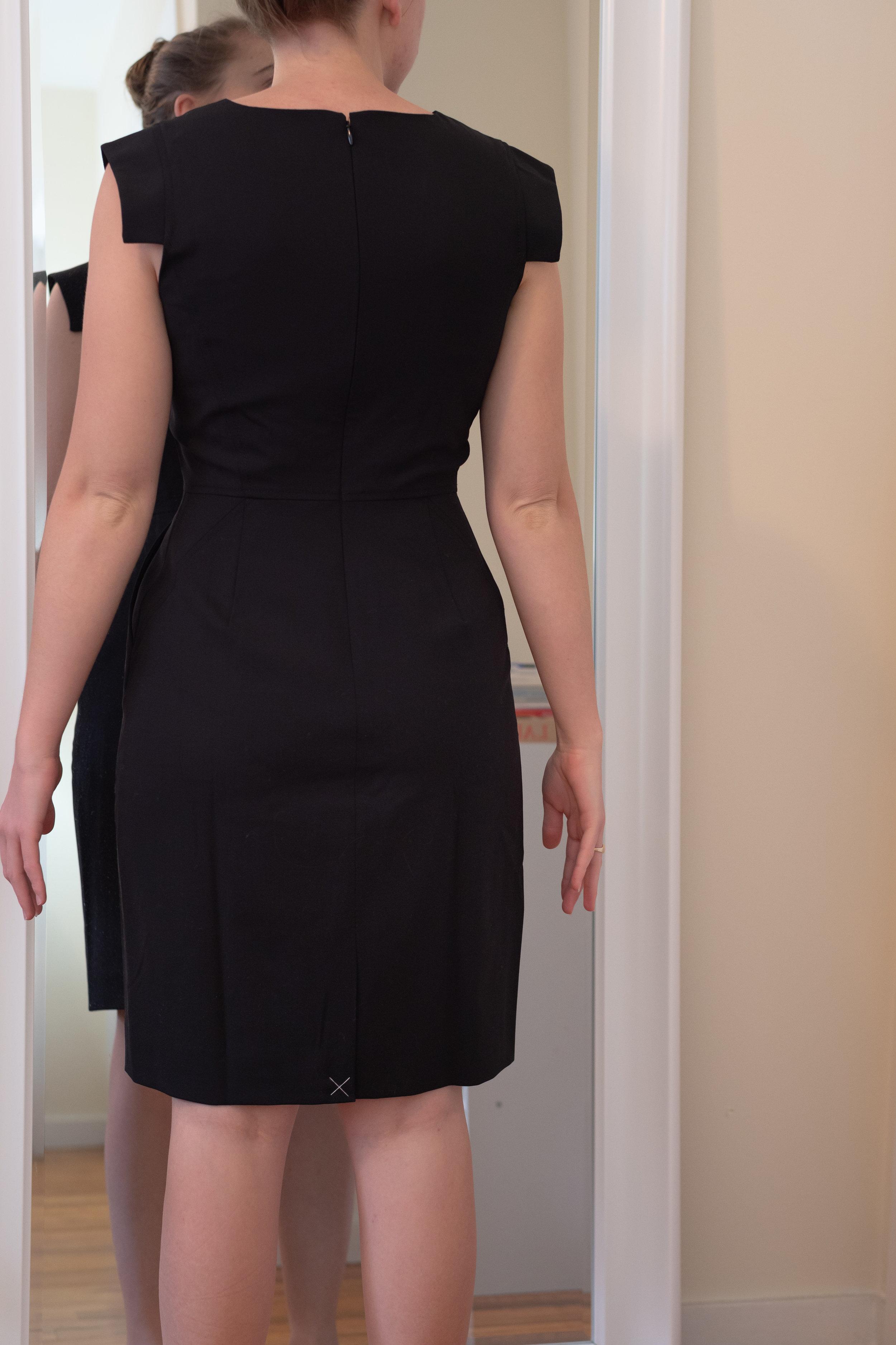 J.Crew Petite Resume Dress - Size 4 Petite