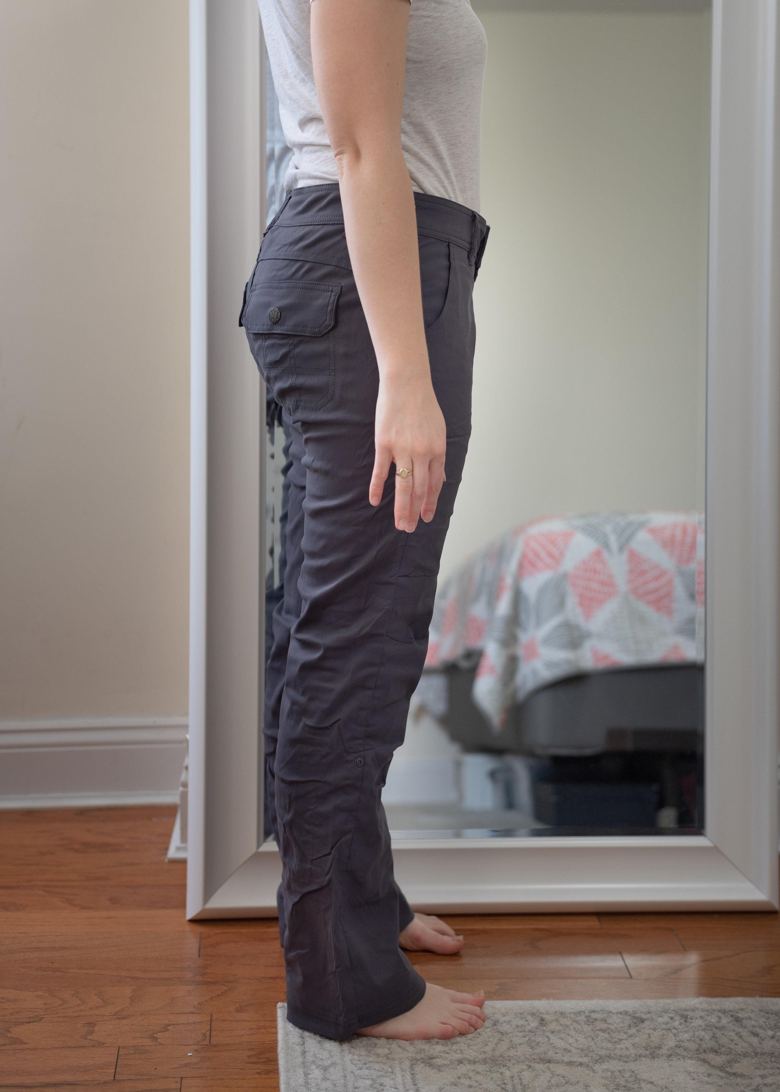 Prana Halle Pants - Size 6 Short