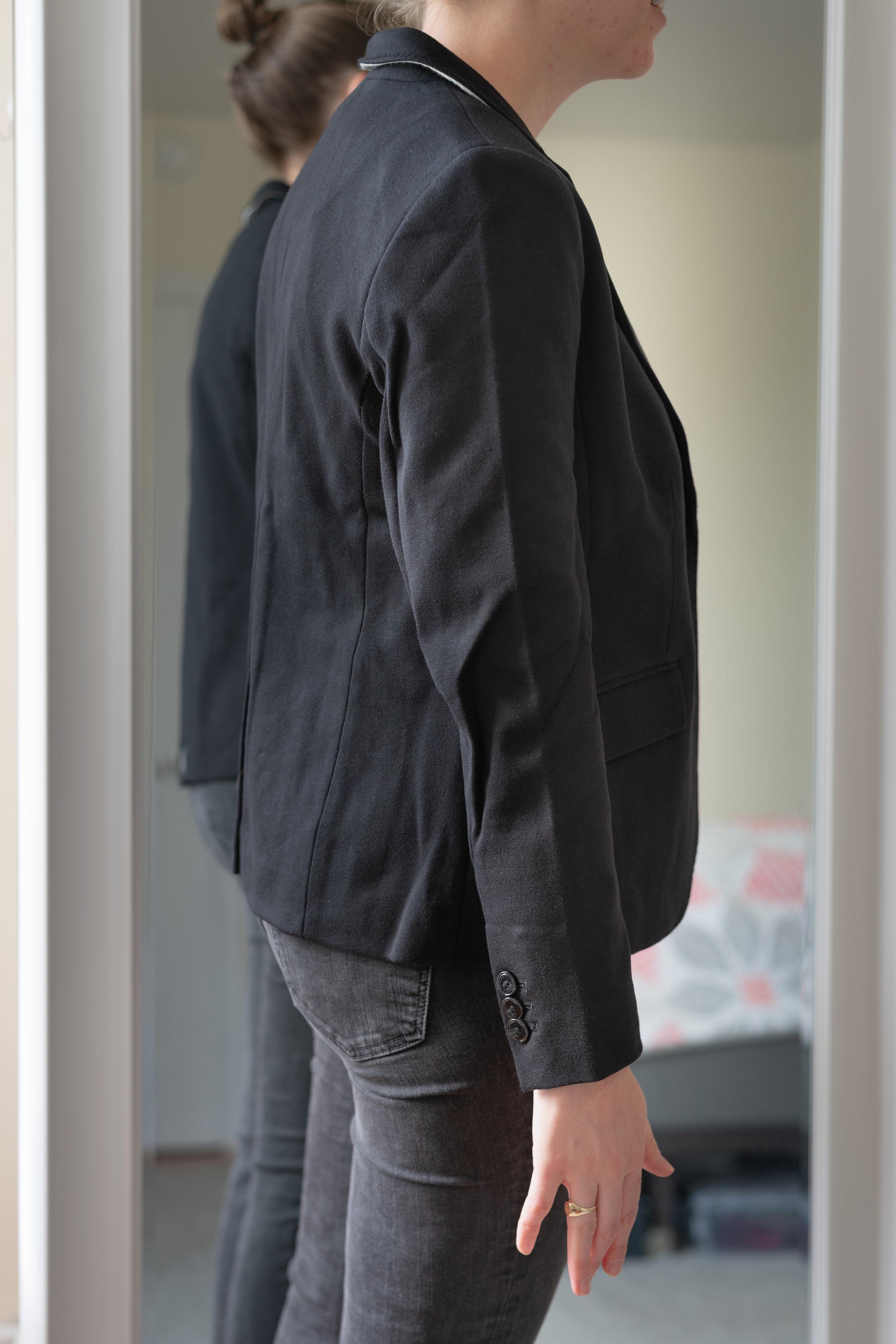 Talbots Petite Aberdeen Kint Blazer - Size 6 Petite