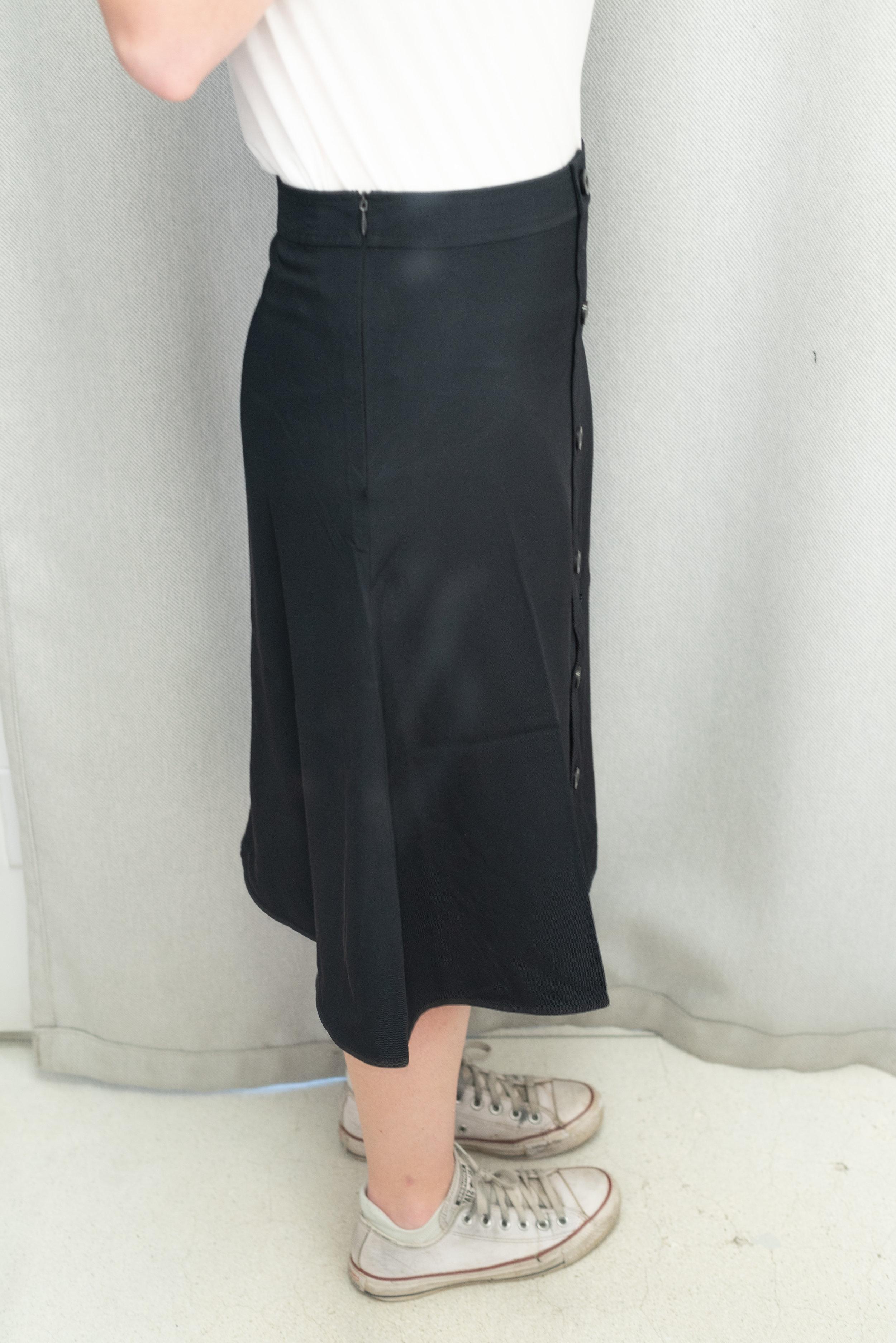 Everlane The Japanese GoWeave Swing Skirt - Size 6