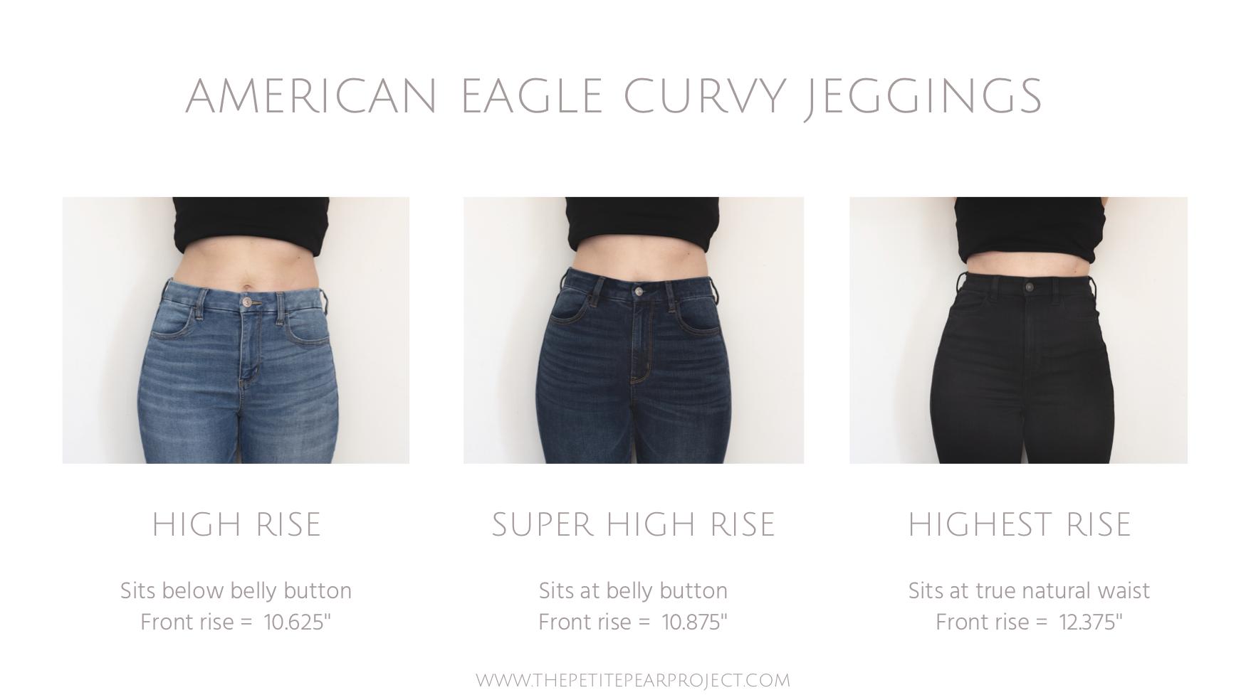 American Eagle Curvy Denim Review