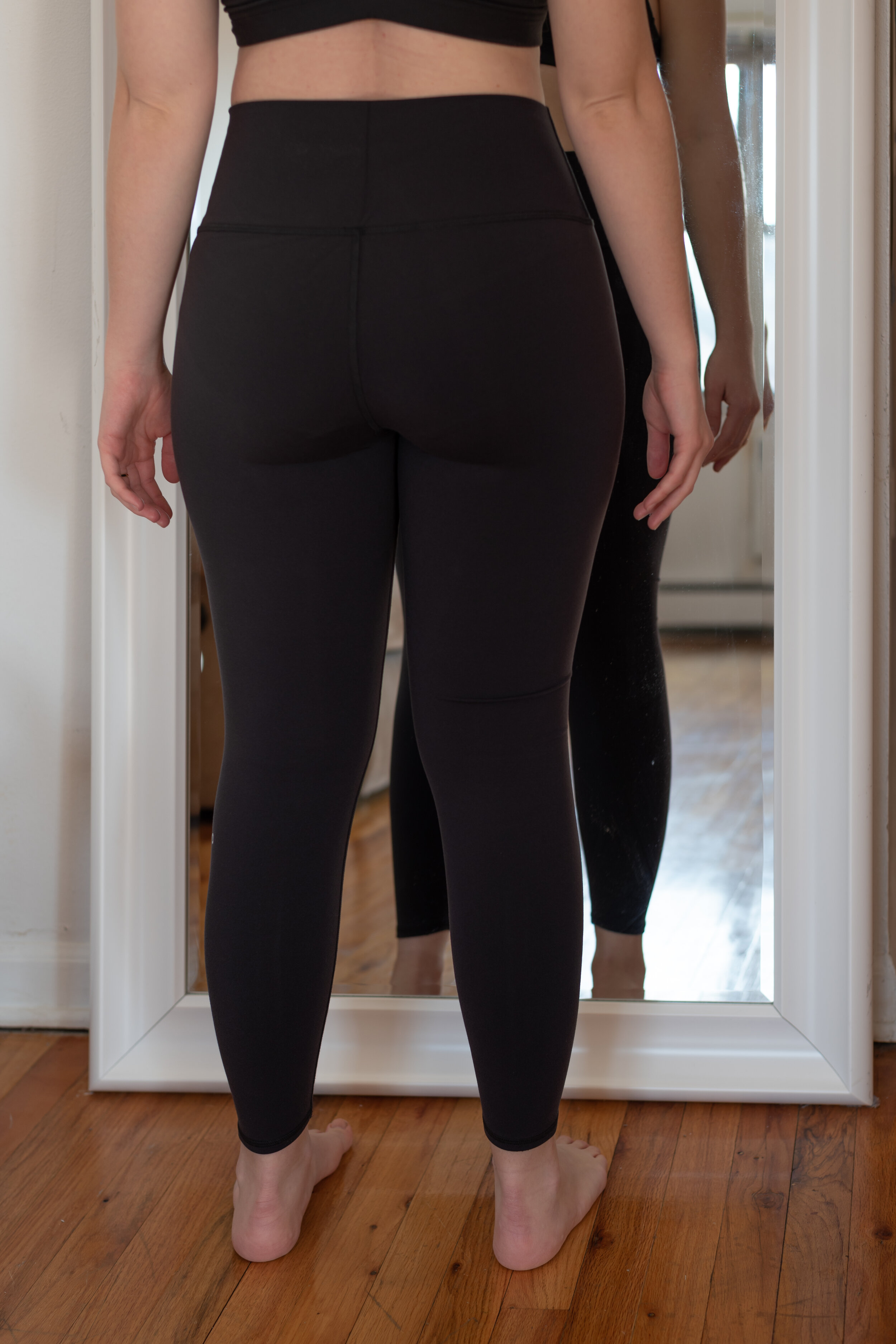 The Best And Worst Workout Leggings For Petite Pears The Petite Pear Project