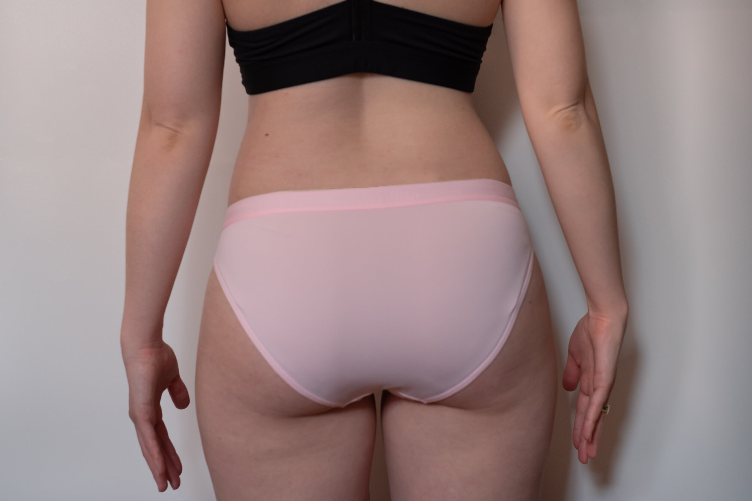 """Details about  /2 FITS 12/"""" SHIRLEY 2 PANTIES UNDIES WHITE  FIT SIMILAR SIZE NEW"""