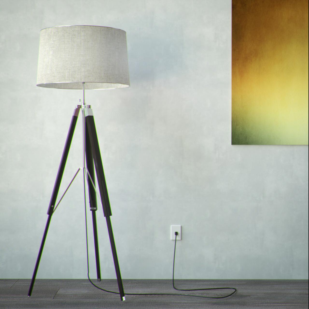 08.07 Octane Render. Day. A little lighting practice.Light model provided by www.dimensiva.com