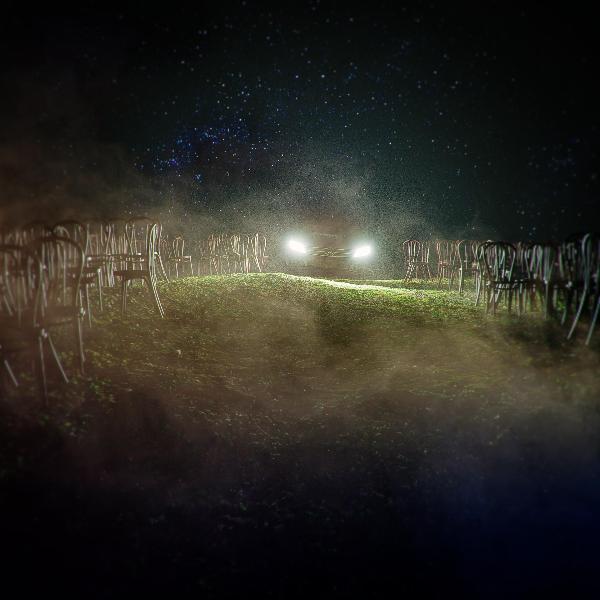 09.13 Octane Render. More fog/atmosphere research.