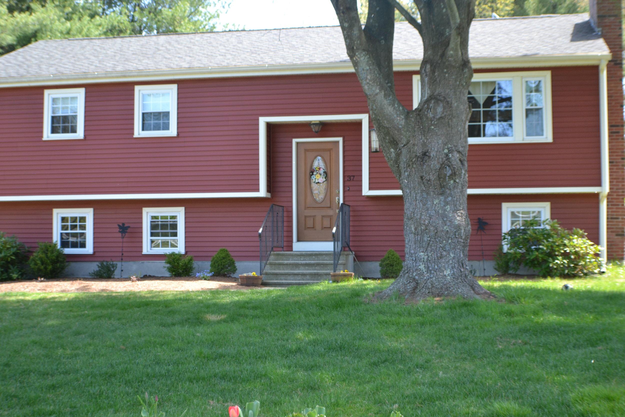 My childhood home 37 Juniper Brook Rd, Northboro MA