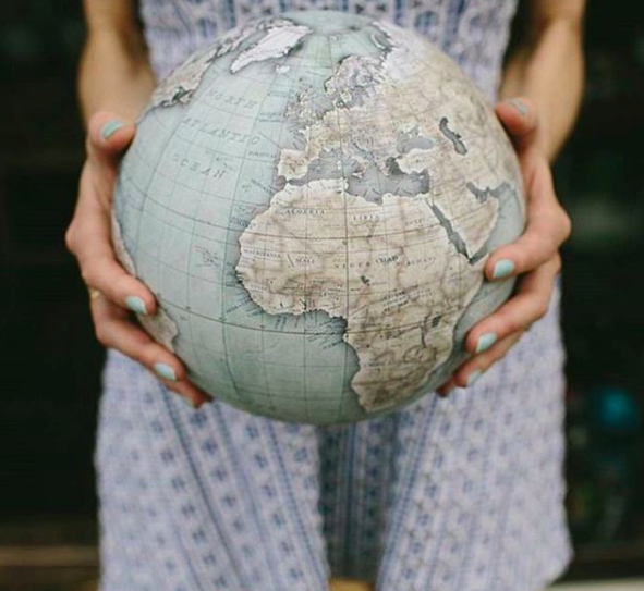 Photo by  @globemakers