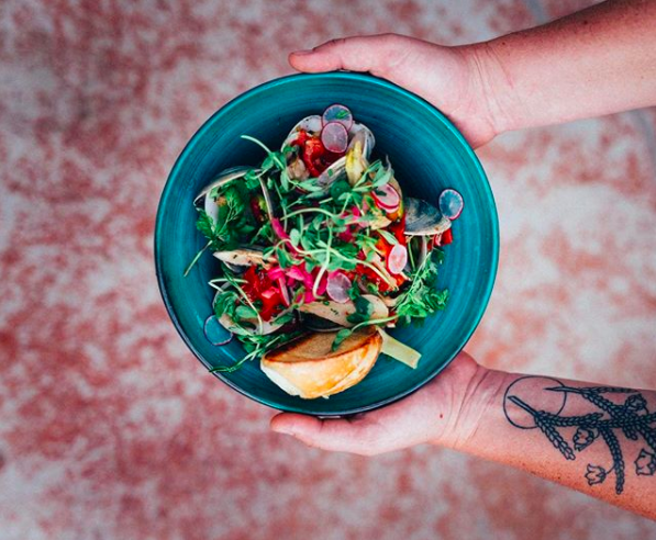 Photo by The Curated Feast with Chef Dare Arowe and Heather Griffith