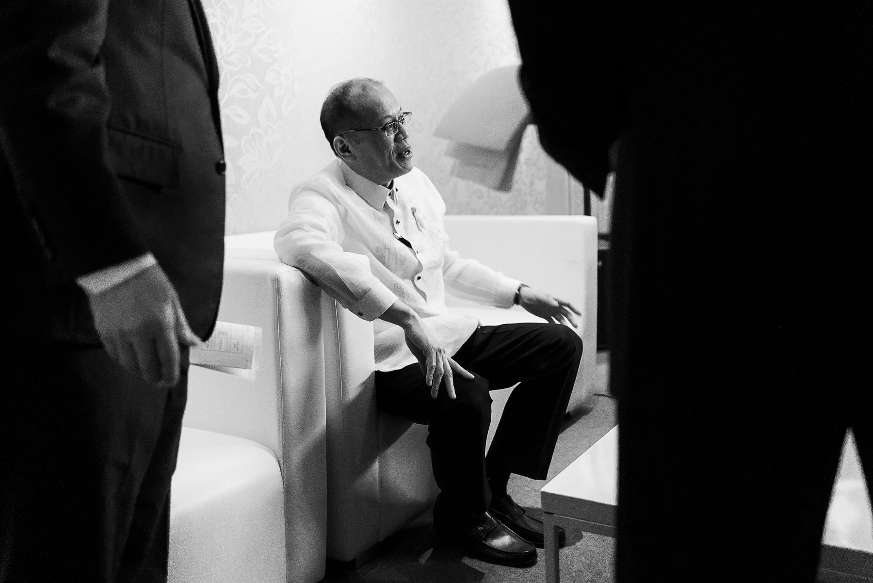 President Benigno Aquino III of Philippines