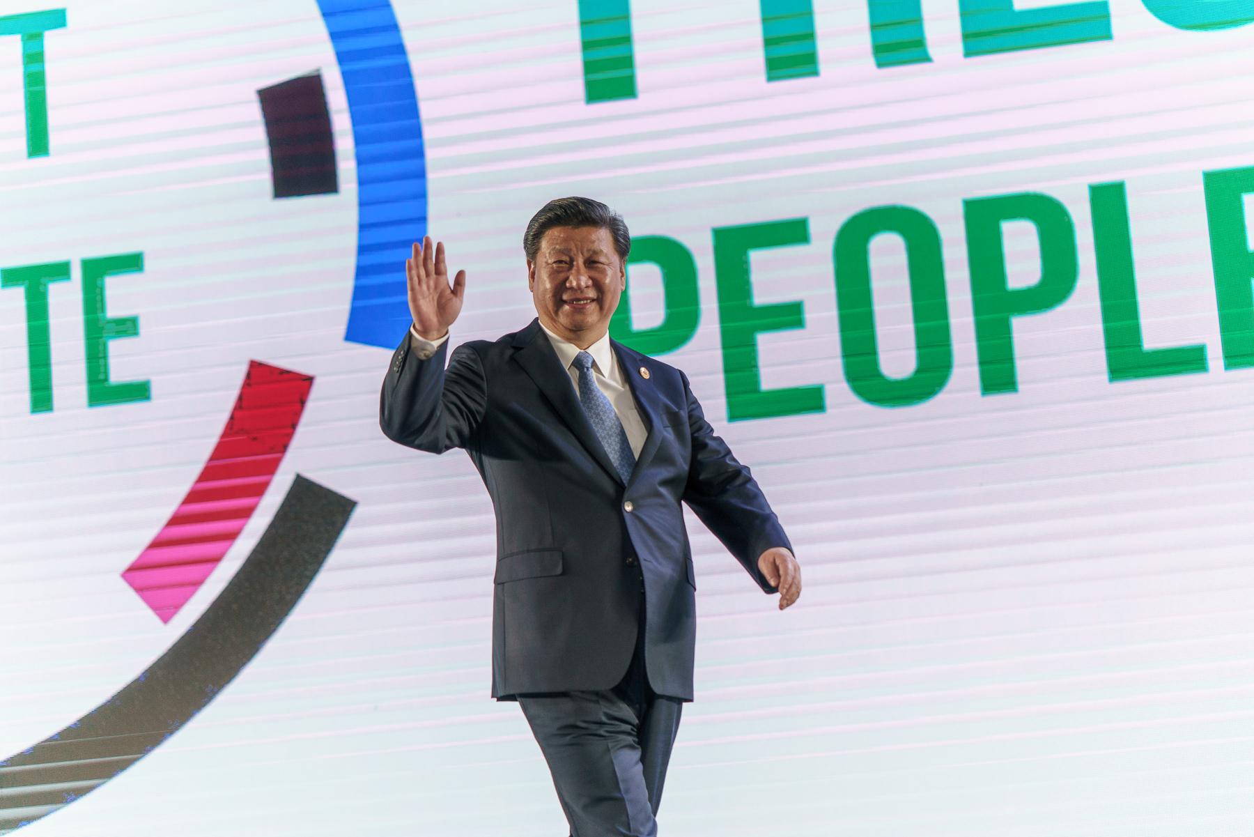 President Xi Jinping of China, November 2015.