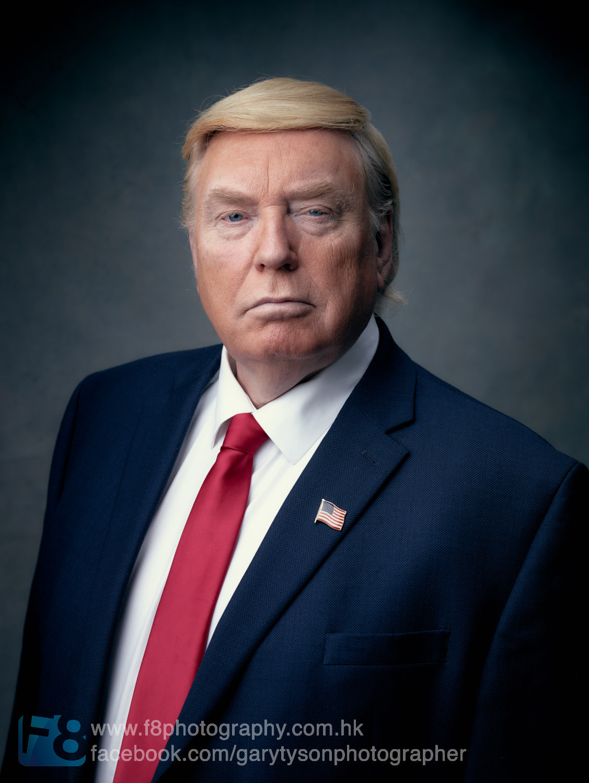 President Donald J. Trump lookalike aka Dennis.