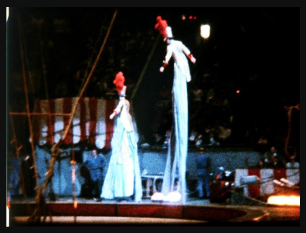 Jonas Mekas -  Notes on the Circus  (1966)